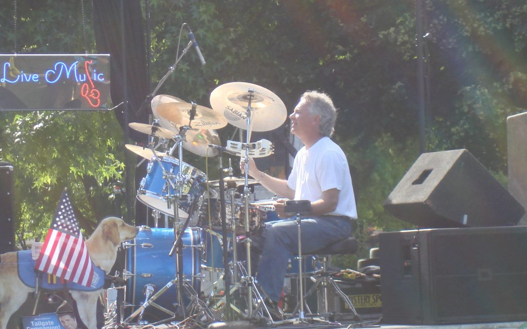 The Beat Goes on for Jim Caselli, Drummer with a Storied History