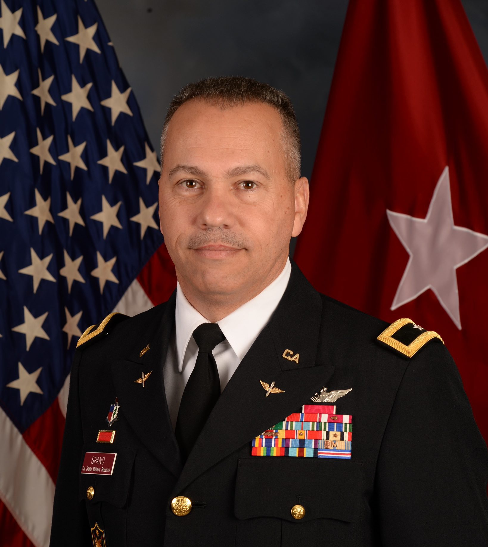 photo of Brigadier General Robert Spano