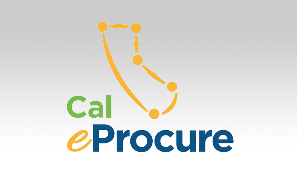 Cal eProcure Updated with New Look and Feel