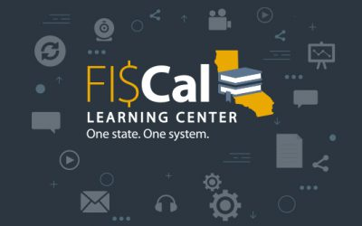 FI$Cal Learning Center Announcements