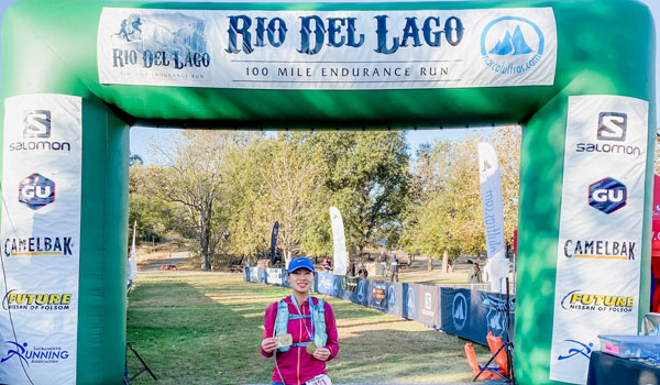 FI$Cal Employee Completes 100-Mile Footrace