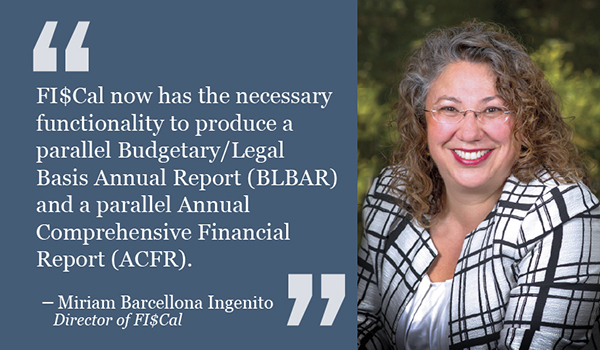 FI$Cal Completes Integrated Solution in Milestone Achievement