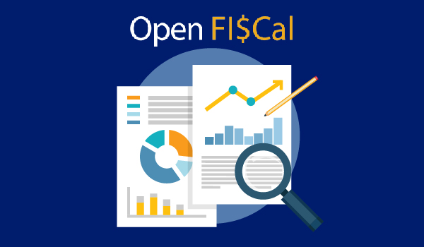 COVID Expenditure Data on Open FI$Cal