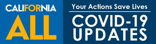CDPH COVID-19 Updates